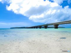 海をわたる橋