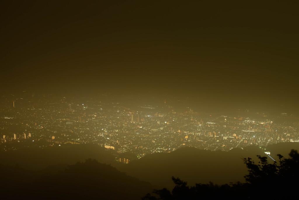 霧の掬星台