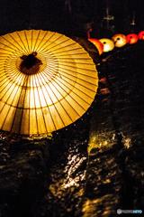 大山の大献灯 4