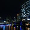 堂島の夜景