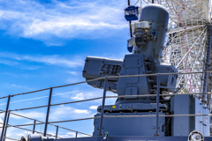DDH-184 護衛艦 かが SeaRAM 近接防衛システム 艦首側 _2