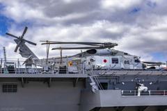 DDH-184 護衛艦 かが 哨戒ヘリコプター SH-60J _2