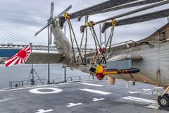 DD-110 護衛艦たかなみ 哨戒ヘリコプター SH-60K 尾部