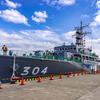 あわじ型掃海艦1番艦 MSO-304 あわじ