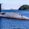 元 SS-587 わかしお :はるしお型潜水艦5番艦