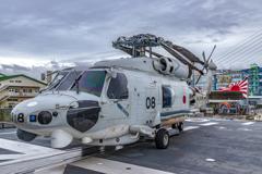 DD-110 護衛艦たかなみ 哨戒ヘリコプター SH-60K