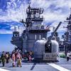 DDG-171 ミサイル護衛艦 はたかぜ 艦尾側 5インチ砲