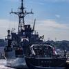 海洋観測艦 AGS-5105 にちなん