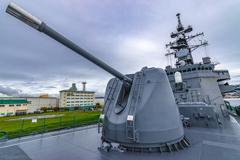 DD-110 護衛艦たかなみ 54口径127mm単装速射砲
