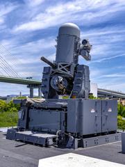DDH-184 護衛艦 かが ファランクス CIWS  近接防衛システム