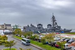 DD-110 護衛艦たかなみ 阪神基地隊 東側岸壁