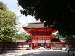 京都・下賀茂神社 その14