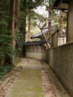 七尾・山の寺寺院群 その10