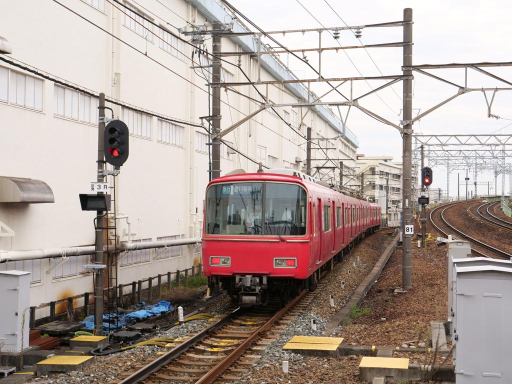 名鉄・6500系 その2