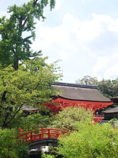 京都・下賀茂神社 その20