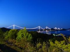 来島海峡大橋を撮ってみた