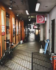 歩きたくなる路地 〜福岡・西新〜