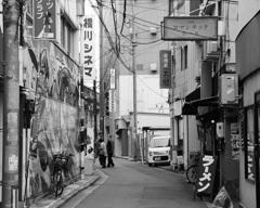 広島・横川レトロ街を歩く