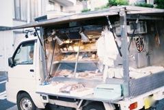 魚屋 Mobile store