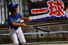 打球の行方