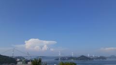 しまなみ海道の夏