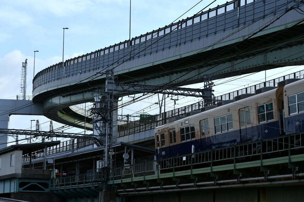 阪神電車を撮りにぷらっと