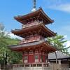 刀田山鶴林寺三重塔