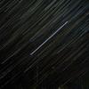 星の雨が降る
