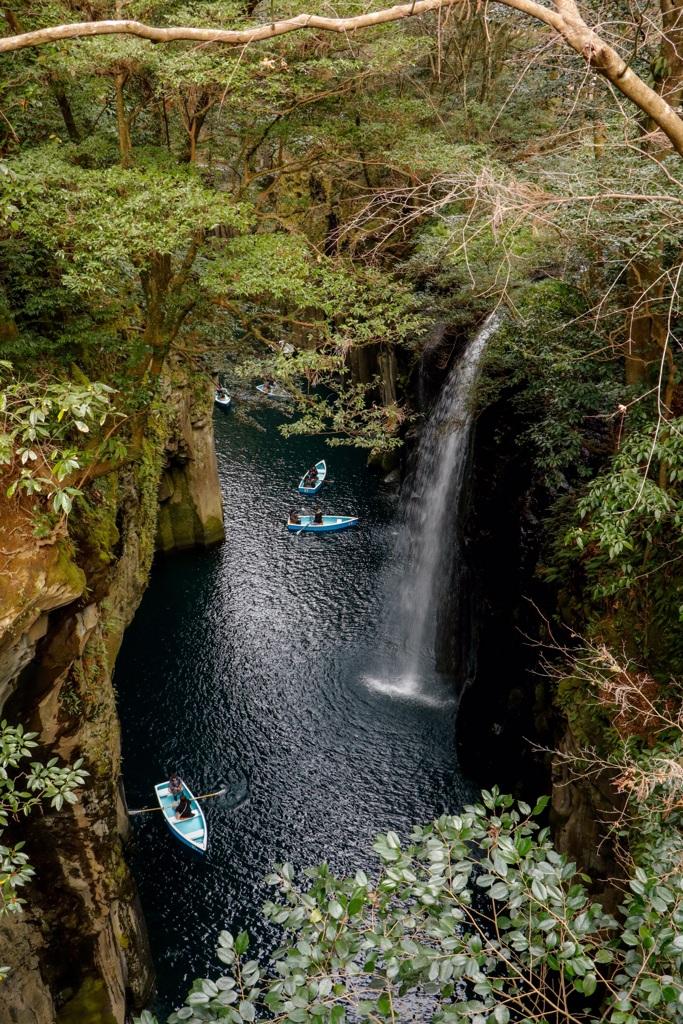 真名井の滝②