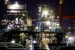 工場夜景29