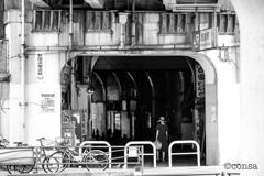 夏色コーデ 〜不思議トンネルに吸い込まれる〜