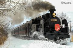 Steam Locomotive 略してSL