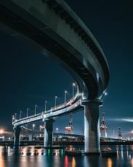 四日市の夜景