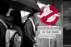 Ghost Busters in the Park
