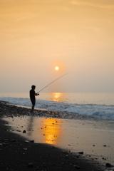 釣れる予感