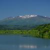 南蔵王の山々