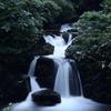 トウトウの滝 ホタルの光