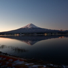 富士山リフレクション ①