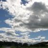 夏の雲・・・
