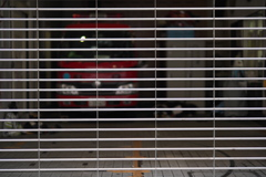 消防車の待機