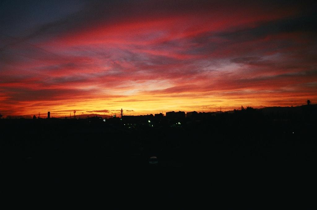夕暮れ百景-17