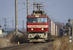 EH800 貨物列車