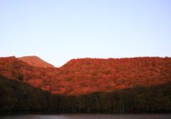 10月21日の蔦沼