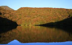 10月21日の蔦沼 3