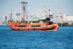 城南島海浜公園 遊覧船?