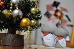 お地蔵さまのクリスマス