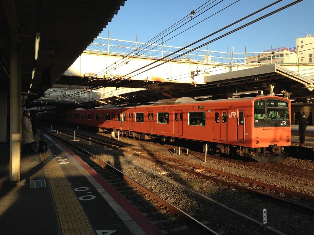 大阪環状線 201系