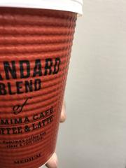 赤のスタンダード|ホットコーヒー