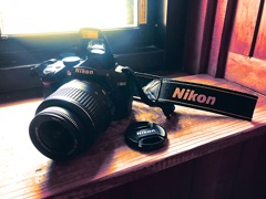 This is my camera in…