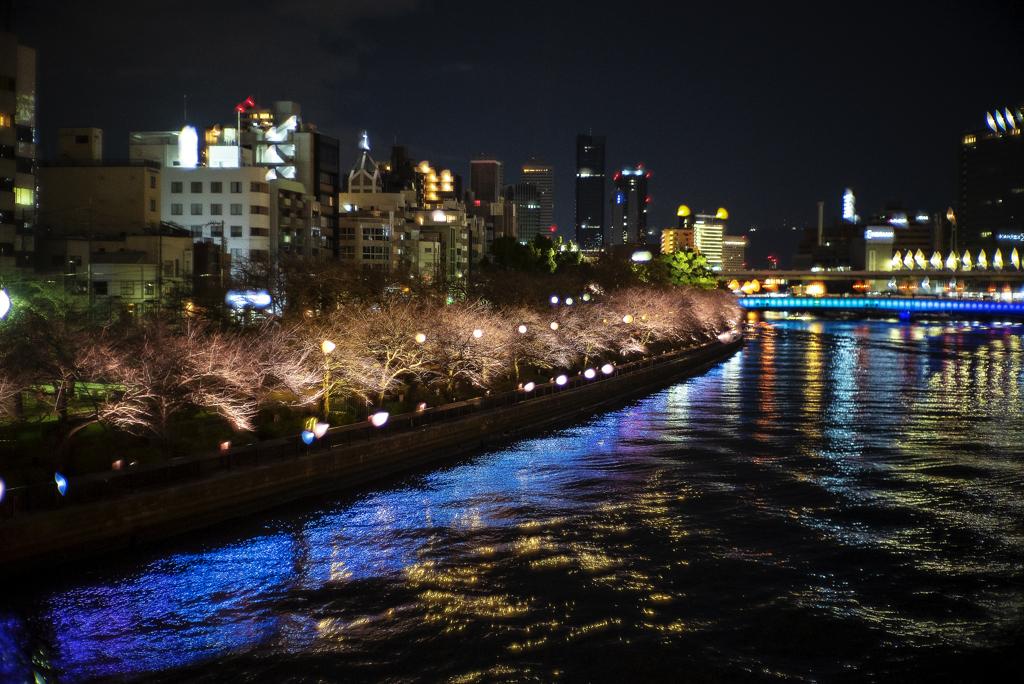 brilliant river